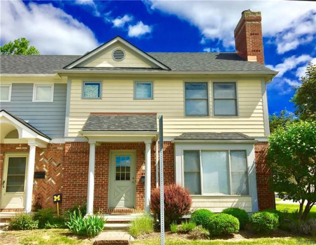 1053 Woodward Heights, Ferndale, MI 48220 (#218055553) :: RE/MAX Vision