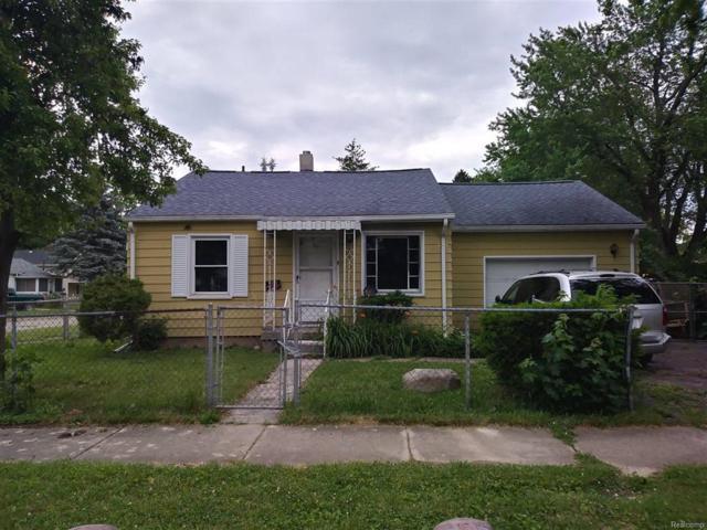 3501 Brunswick, Flint, MI 48507 (#50100002678) :: RE/MAX Classic