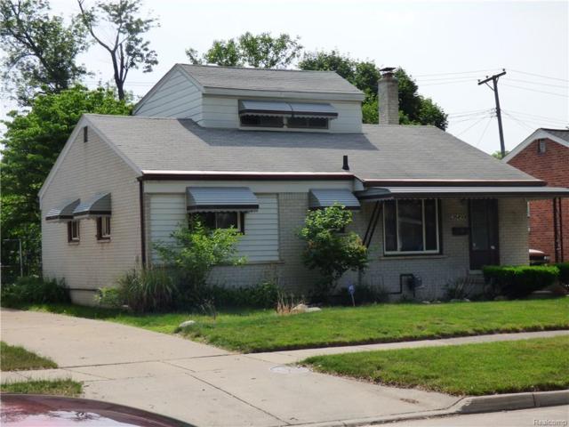28450 Herbert Street, Madison Heights, MI 48071 (#218055677) :: RE/MAX Vision