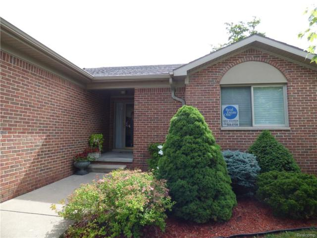 574 Maple Drive #37, South Lyon, MI 48178 (#218055724) :: RE/MAX Classic