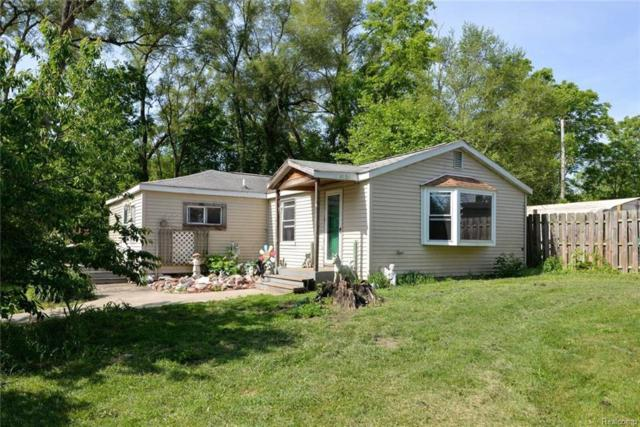 129 Pulford Street, Howell, MI 48843 (#218055732) :: Duneske Real Estate Advisors
