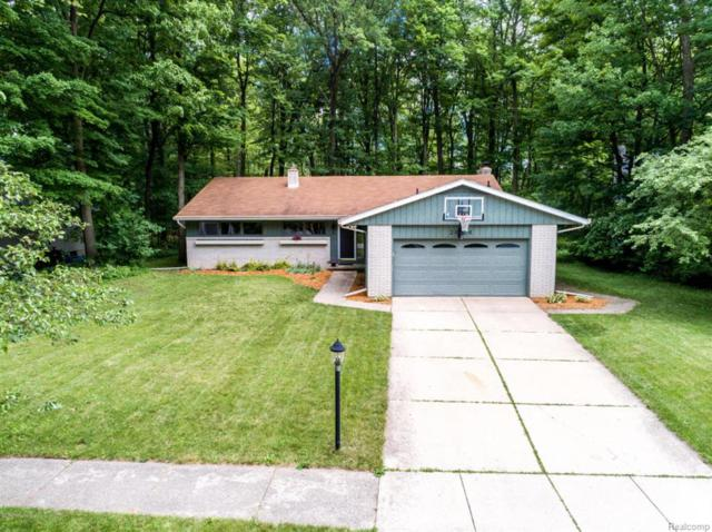 2026 Belding Ct, Meridian Charter Twp, MI 48864 (#630000227393) :: The Mulvihill Group