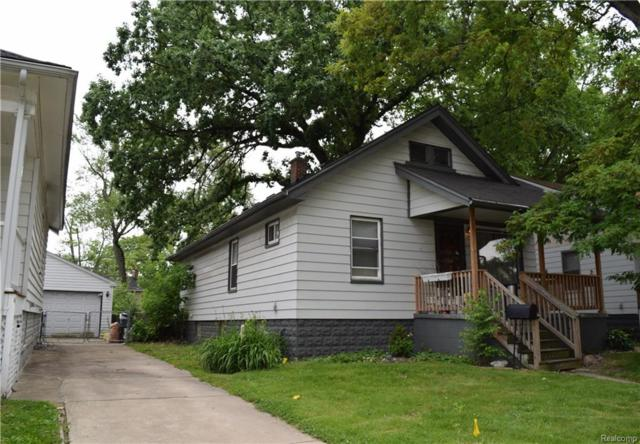 400 Channing Street, Ferndale, MI 48220 (#218055857) :: RE/MAX Vision