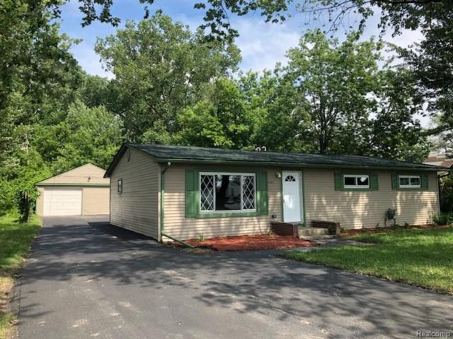 6255 Inkster Road, Taylor, MI 48180 (#218055921) :: The Mulvihill Group