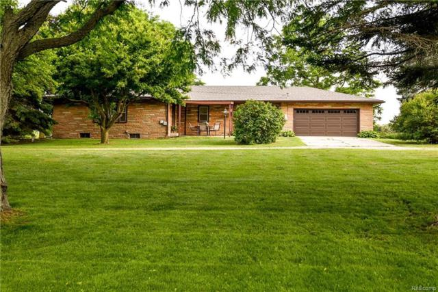 5314 S Lapeer Road, Metamora Twp, MI 48371 (#218055974) :: Duneske Real Estate Advisors