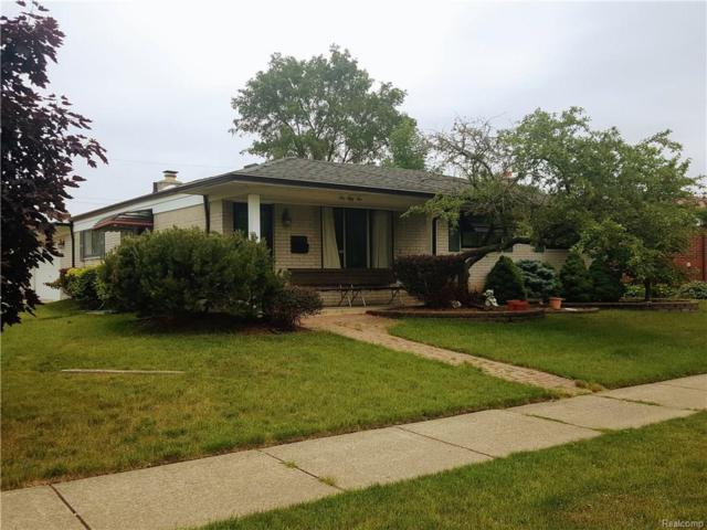 652 Tanglewood Drive, Madison Heights, MI 48071 (#218055978) :: RE/MAX Vision
