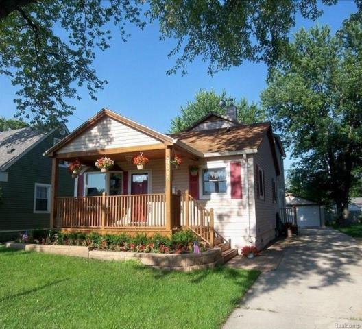 4015 Edgar Avenue, Royal Oak, MI 48073 (#218055990) :: RE/MAX Vision