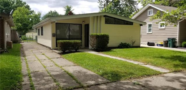 2129 Leitch Road, Ferndale, MI 48220 (#218056081) :: RE/MAX Vision