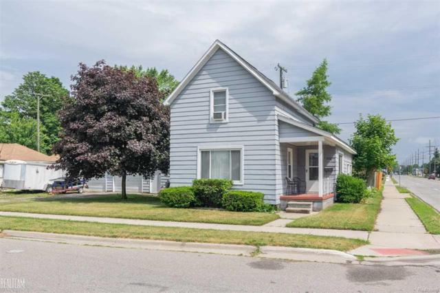 506 Bruce, Marine City, MI 48039 (#58031351265) :: RE/MAX Vision