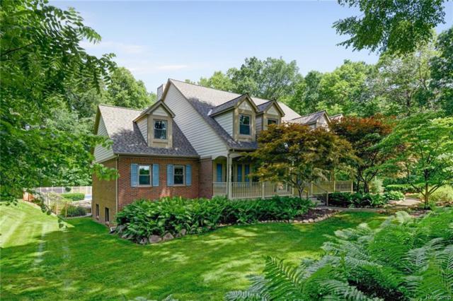 5390 Princeton Court, Genoa Twp, MI 48116 (#218056205) :: Duneske Real Estate Advisors