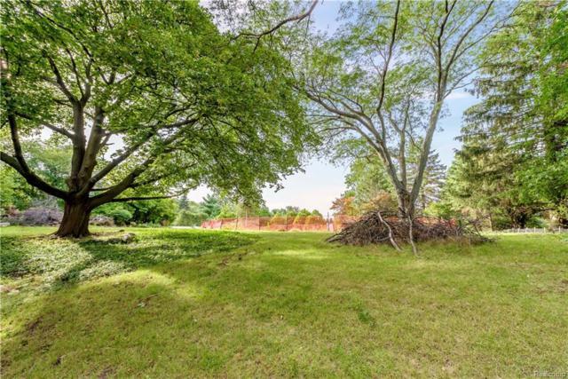 581 Bennington Drive, Bloomfield Hills, MI 48304 (#218056364) :: The Buckley Jolley Real Estate Team