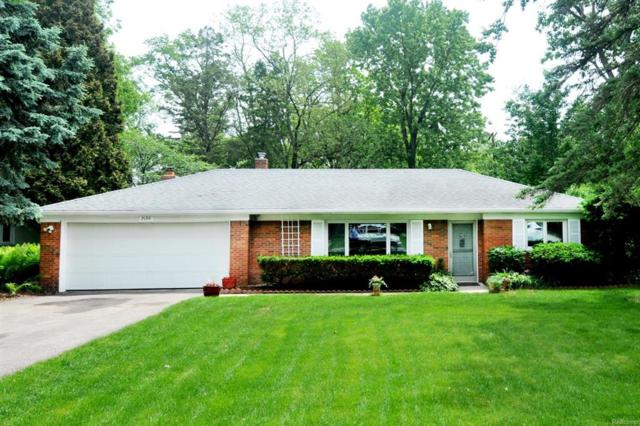 2199 Lancaster Road, Bloomfield Twp, MI 48302 (#543257278) :: RE/MAX Vision