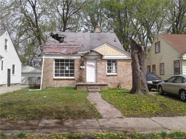19856 Winston Avenue, Detroit, MI 48219 (#218056483) :: RE/MAX Classic
