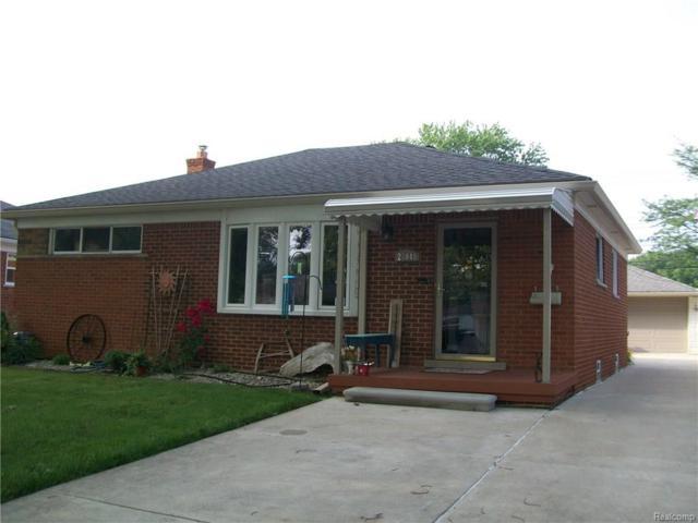 23049 Playview Street, Saint Clair Shores, MI 48082 (#218056772) :: RE/MAX Classic
