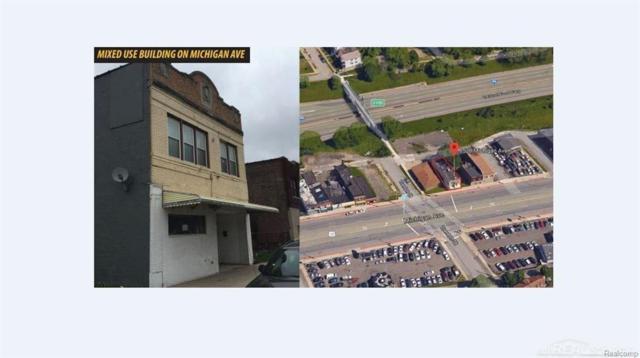 8538 Michigan, Detroit, MI 48120 (#58031351444) :: Duneske Real Estate Advisors