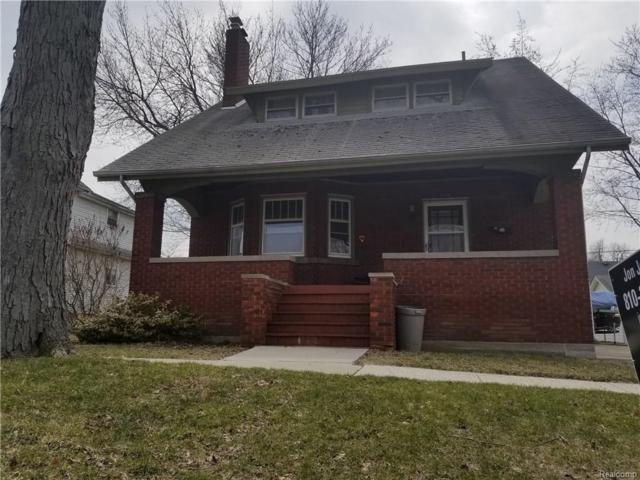 309 Cass Street, Saint Clair, MI 48079 (#218056811) :: RE/MAX Vision