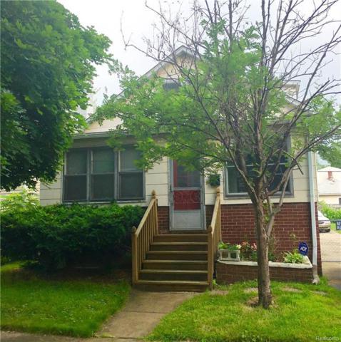 390 Highland Street, Wyandotte, MI 48192 (#218056812) :: RE/MAX Classic