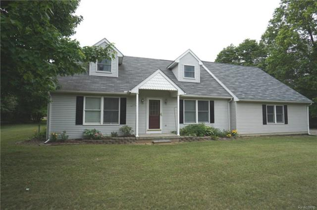 11938 Butler Road, Augusta Twp, MI 48191 (#218056836) :: RE/MAX Vision