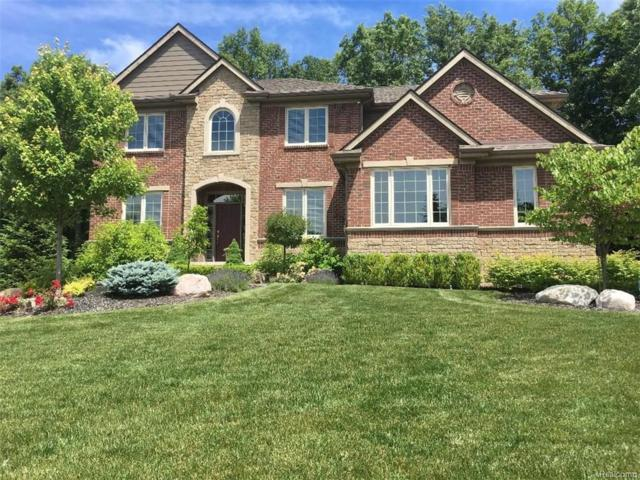 5649 Golf Pointe Drive Drive, Independence Twp, MI 48348 (#218056953) :: RE/MAX Classic