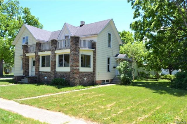 605 Turrill Avenue, Lapeer, MI 48446 (#218056959) :: RE/MAX Classic