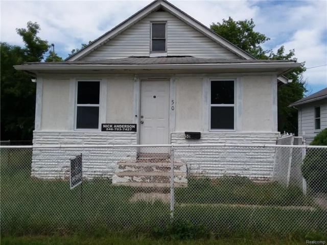 50 Gillespie Avenue, Pontiac, MI 48341 (#218056970) :: RE/MAX Classic