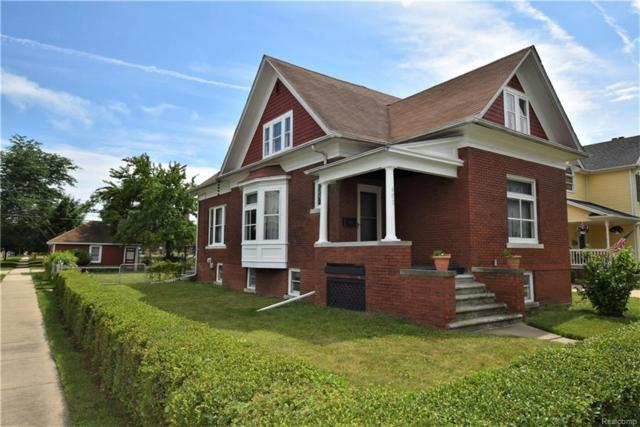 603 Pine Street, Wyandotte, MI 48192 (#218057025) :: RE/MAX Classic