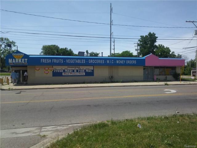 1509 W Pasadena Avenue, Flint, MI 48504 (MLS #218057055) :: The Toth Team
