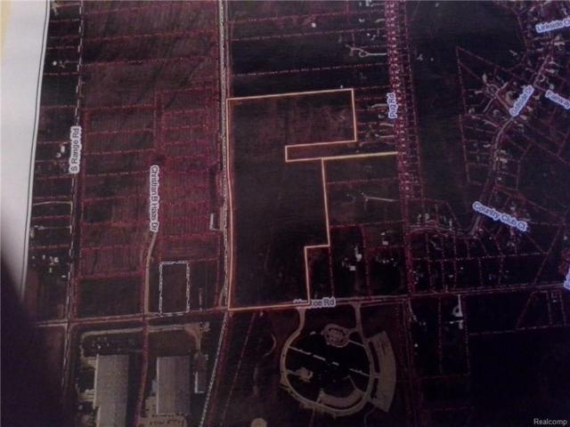 000 Yankee Rd. Road N, Saint Clair Twp, MI 48079 (#218057074) :: Duneske Real Estate Advisors