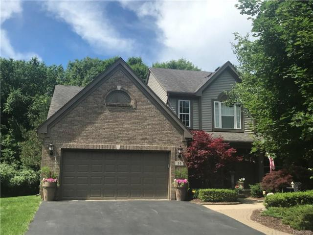 35 Ridge Field Court, Oxford Twp, MI 48371 (#218057122) :: Duneske Real Estate Advisors