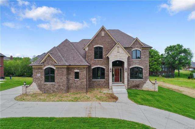 3710 Strathcona Drive, Rochester Hills, MI 48309 (#218057134) :: The Alex Nugent Team | Real Estate One