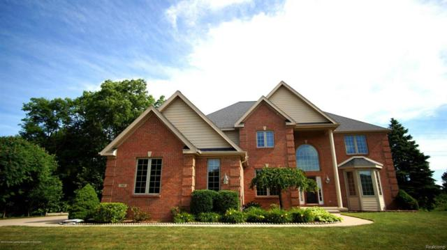 1968 Belwood Drive, Meridian Charter Twp, MI 48864 (MLS #630000227545) :: The Toth Team