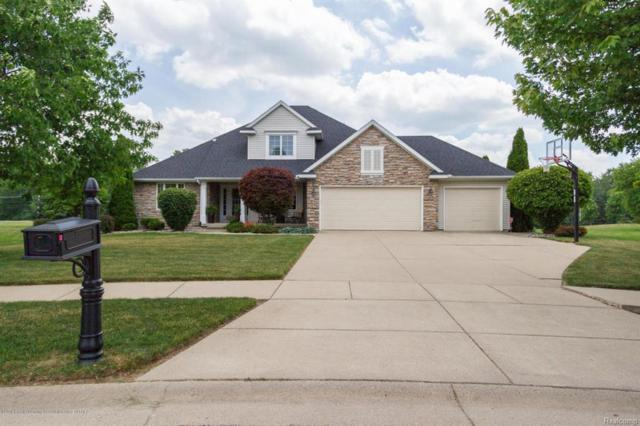 3141 Traci Lane, Dewitt Twp, MI 48820 (#630000227528) :: Duneske Real Estate Advisors