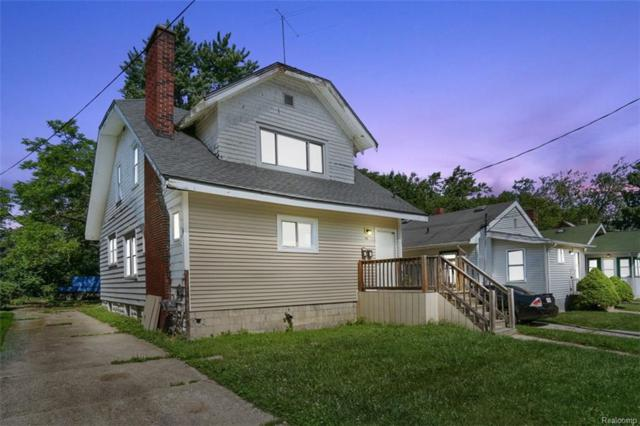 78 S Shirley Street, Pontiac, MI 48342 (#218057351) :: RE/MAX Classic