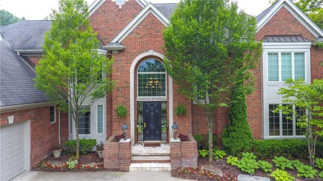 5589 Saint Andrew Circle, Independence Twp, MI 48348 (MLS #218057549) :: The Toth Team
