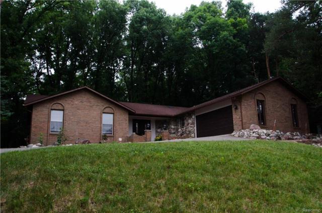 6478 Deer Ridge Drive, Independence Twp, MI 48348 (#218057635) :: The Buckley Jolley Real Estate Team