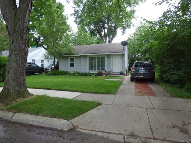 10131 Albany Street, Oak Park, MI 48237 (#218057667) :: Duneske Real Estate Advisors
