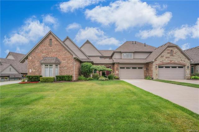 10837 Sparkling Waters Court, Green Oak Twp, MI 48178 (#218057777) :: The Mulvihill Group