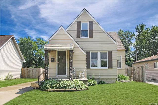 17916 Grove Street, Roseville, MI 48066 (#218057829) :: Duneske Real Estate Advisors