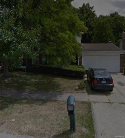 6182 Willow Creek Drive, Canton Twp, MI 48187 (#218057986) :: RE/MAX Classic