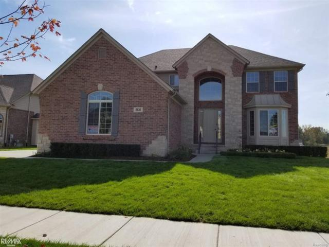 8838 Softail Road, Shelby Twp, MI 48316 (MLS #58031351766) :: The Toth Team