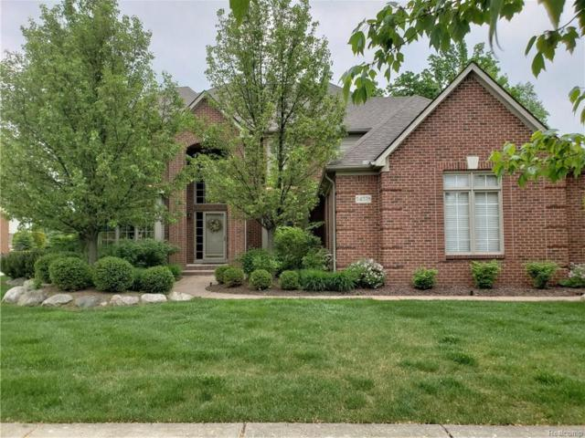 54578 White Pine Lane, Shelby Twp, MI 48315 (#218058001) :: RE/MAX Classic