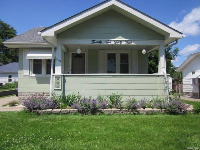 2544 Tyrone Street, Flint, MI 48504 (#218058036) :: RE/MAX Classic