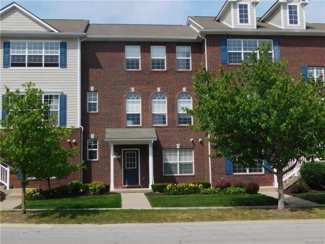 1626 Town Commons Drive, Howell, MI 48855 (MLS #218058137) :: The Toth Team