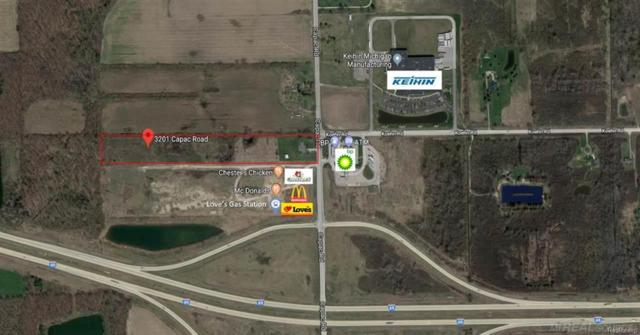 3201 Capac Rd., Mussey Twp, MI 48014 (#58031351804) :: Duneske Real Estate Advisors