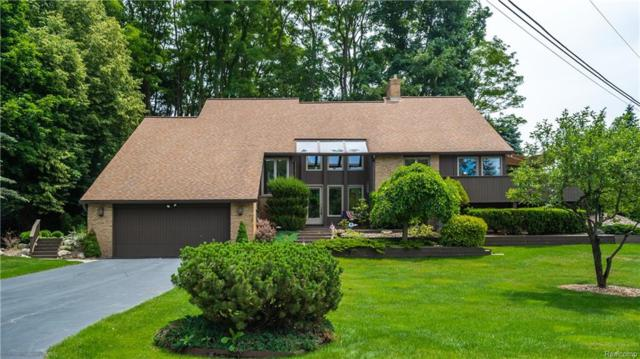 8006 Fawn Valley Drive, Independence Twp, MI 48348 (#218058202) :: The Buckley Jolley Real Estate Team