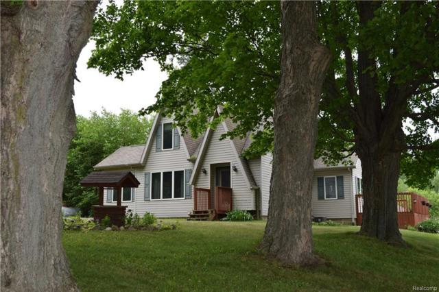 3901 Phelps Lake Road, Dayton Twp, MI 48760 (#218058306) :: RE/MAX Classic