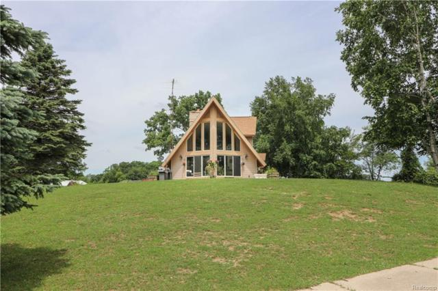 1086 N Portage Road, Leoni Twp, MI 49201 (#218058498) :: Duneske Real Estate Advisors