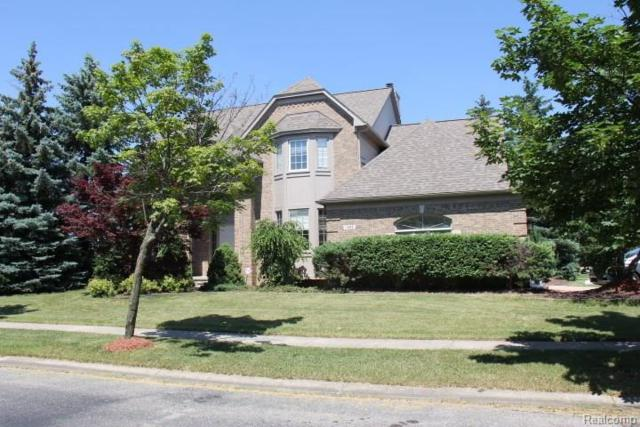 1200 Crowndale Lane, Canton Twp, MI 48188 (#218058566) :: RE/MAX Classic