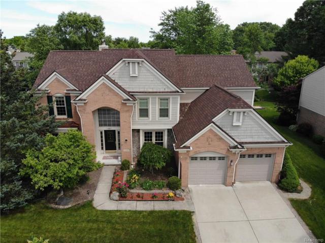 25840 Lochmoor Lane, Novi, MI 48374 (#218058571) :: Duneske Real Estate Advisors