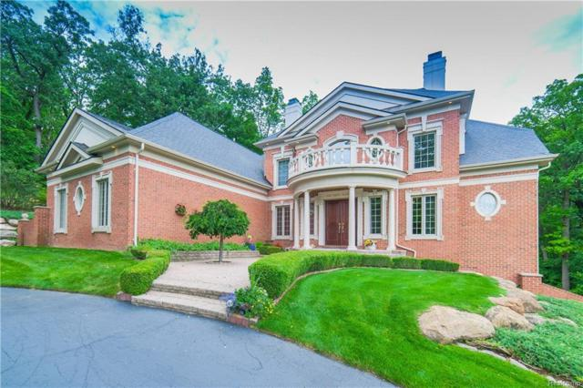 5006 Forest Valley Drive, Independence Twp, MI 48348 (#218058836) :: RE/MAX Classic
